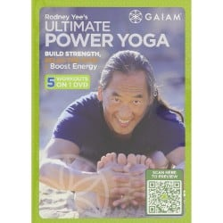 Rodney Yee Ultimate Power Yoga Review