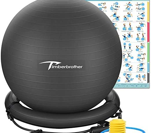 The Best Yoga Balls Available in 2020