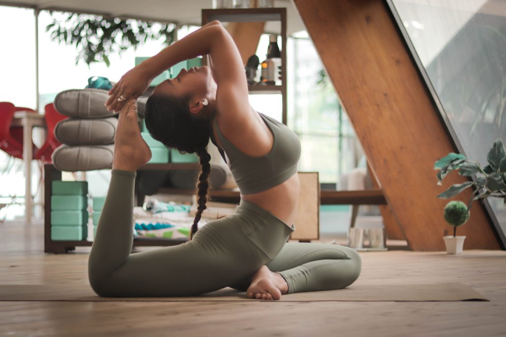How to Improve Your Well-Being With Yoga